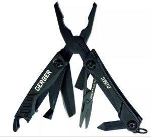 MULTITOOL GERBER DIME MICRO BLACK