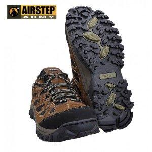 TÊNIS AIRSTEP BRAVO 10 - BROWN BLACK REF-5600-7