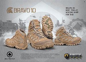 BOTA AIRSTEP BRAVO 10 - TAN  5700-25