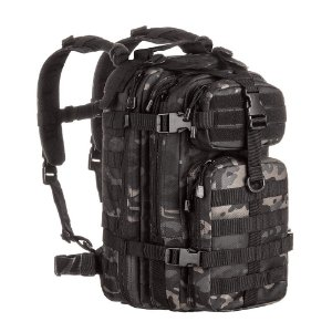 MOCHILA INVICTUS ASSAULT - MULTICAM BLACK