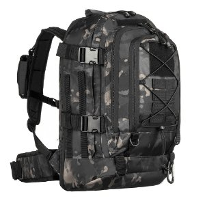 MOCHILA INVICTUS DUSTER - MULTICAM BLACK