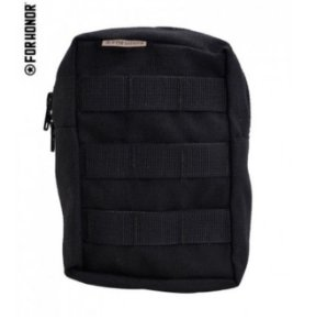 BOLSO MODULAR VERTICAL FORHONOR - BLACK
