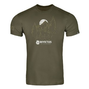 CAMISETA INVICTUS CONCEPT TROOP