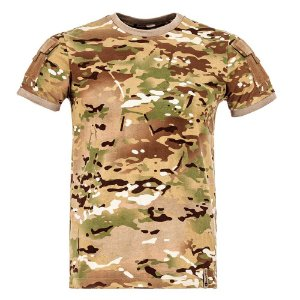 CAMISETA INVICTUS ARMY MULTICAM