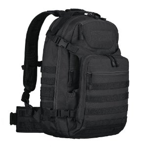 MOCHILA INVICTUS MISSION - BLACK