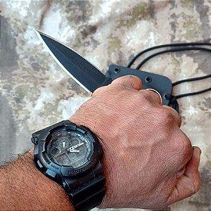 FASB DAGGER NECK KNIFE CUTELEIRO FÁBIO SOUZA