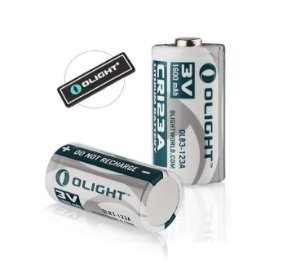 BATERIA OLIGHT CR123A