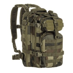 MOCHILA INVICTUS ASSAULT - WOODLAND