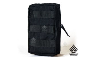 BOLSO WARFARE VERTICAL MINI PRETO