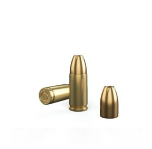MUNIÇÃO CBC 9MM LUGER EXPO +P 124GR BOND - BLISTER 10 UN