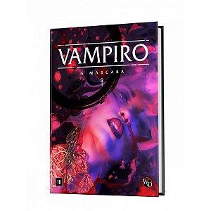 Vampiro: A Máscara (5ª Edição) PT-BR