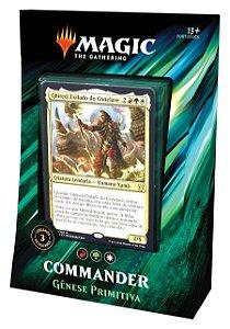 Commander - Gênese Primitiva (Ghired - Naya)