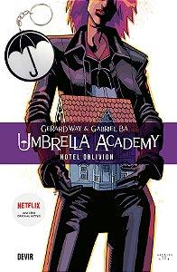 [PRÉ-VENDA] Umbrella Academy - Hotel Oblivion