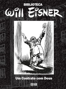 [PRÉ-VENDA] Biblioteca Eisner Vol. 01 - Um Contrato com Deus