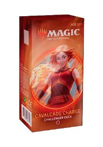 Challenger Deck - Cavalcade Charge (Monored)