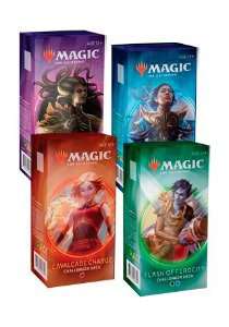 Challenger Decks 2020 - Kit com 4 Decks