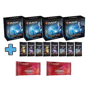 Combo4 - Pre Release Magic 2021