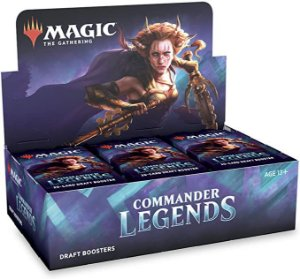 Booster Box Commander Legends