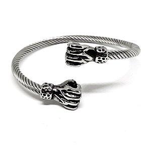 Bracelete em Aço