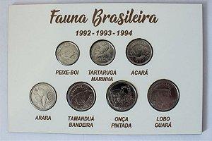 Série Fauna Brasileira 1992-1994