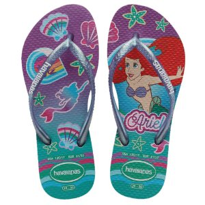 Havaianas Infantil Kids Slim Princess Chinelo Original