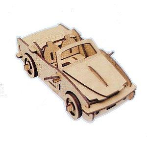Quebra Cabeça De Madeira Carros 3D BMW 740i