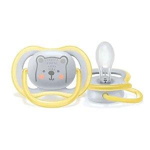 Chupeta Avent Ortodontica Ultra Air Unissex Philips Avent 6-18 MESES