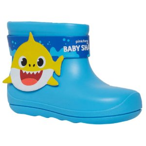 Galocha Infantil Bota De Chuva Baby Shark Grendene Kids