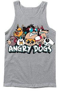Regata infantil Menino Stylish for Kids angry dogs