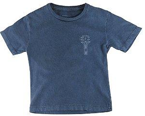 Camiseta Infantil Menino Mini US Guitar -