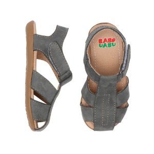Sandália infantil masculino Babo Uabu franciscana