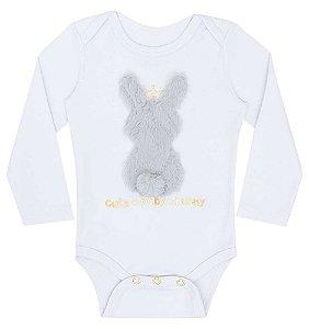 Body bebê kukie coelho cute baby bunny