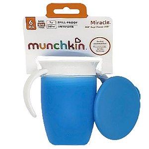 Copo de treinamento 360 Miracle Munchkin aZUL