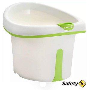 Banheira Ofurô De Bebê E Infantil Bubble Safety Verde