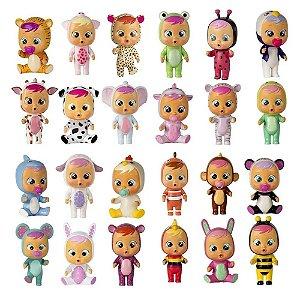 Boneca Mini Cry Babies Chora Lágrimas De Verdade Original