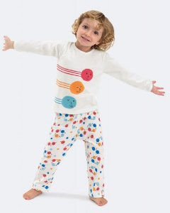 Pijama Infantil Dedeka Unissex Cirandinha Meia Malha
