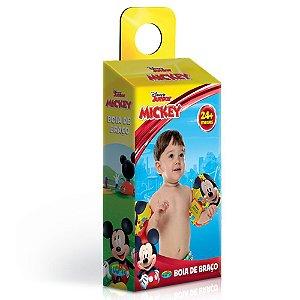 Mickey Boia Infantil Mickey Mouse Boia De Braço Disney