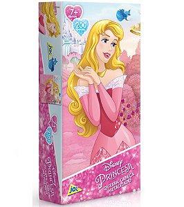 A Bela Adormecida Quebra-cabeça Metalizado Princesa Aurora