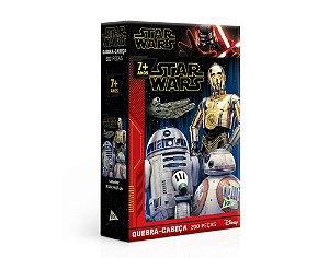 Quebra-cabeça Star Wars Ix A Ascensão Skywalker 200 Peças