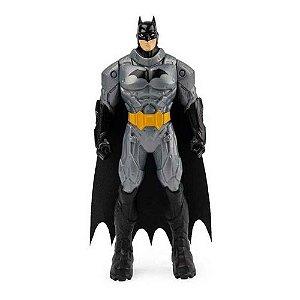 Boneco Articulado 15 Cm Dc Comics Batman Battle Armor Sunny