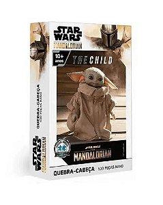 Quebra-cabeça Star Wars The Child 500 Peças Nano - Toyster