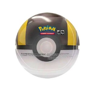 Lata Pokemon Pokebola Ultraball
