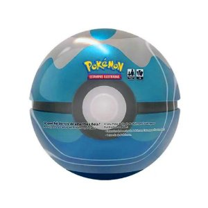 Lata Pokemon Pokebola Dive Ball