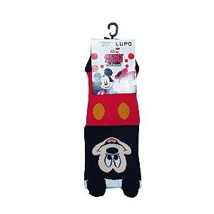 Meia Lupo Disney Mickey Lupo Meia Infantil