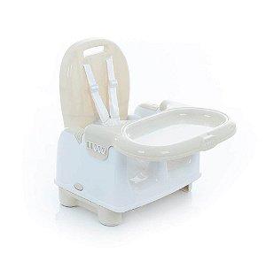 Cadeira De Refeição Infanti Mila Bege Portátil E Dobrável