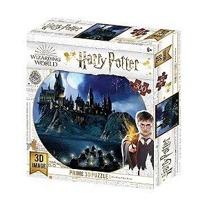 Quebra Cabeça 3D Hogwarts Harry Potter 300Peças
