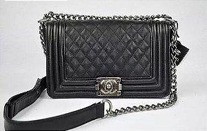 Bolsa Chanel Le Boy Matelassê