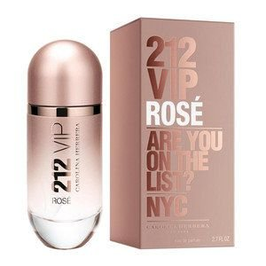 Carolina Herrera 212 VIP Rosé Perfume Feminino - Eau de Parfum 80ml
