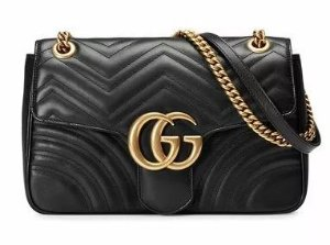 Bolsa Gucci Marmont GG Matelassê