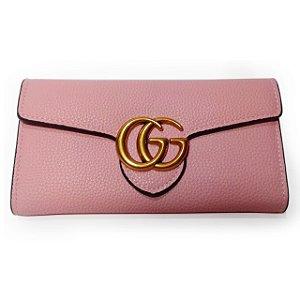 Carteira Gucci Marmont GG
